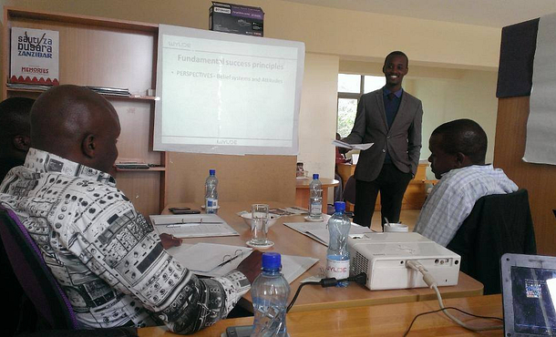 Stanley Gichobi, Product Designer